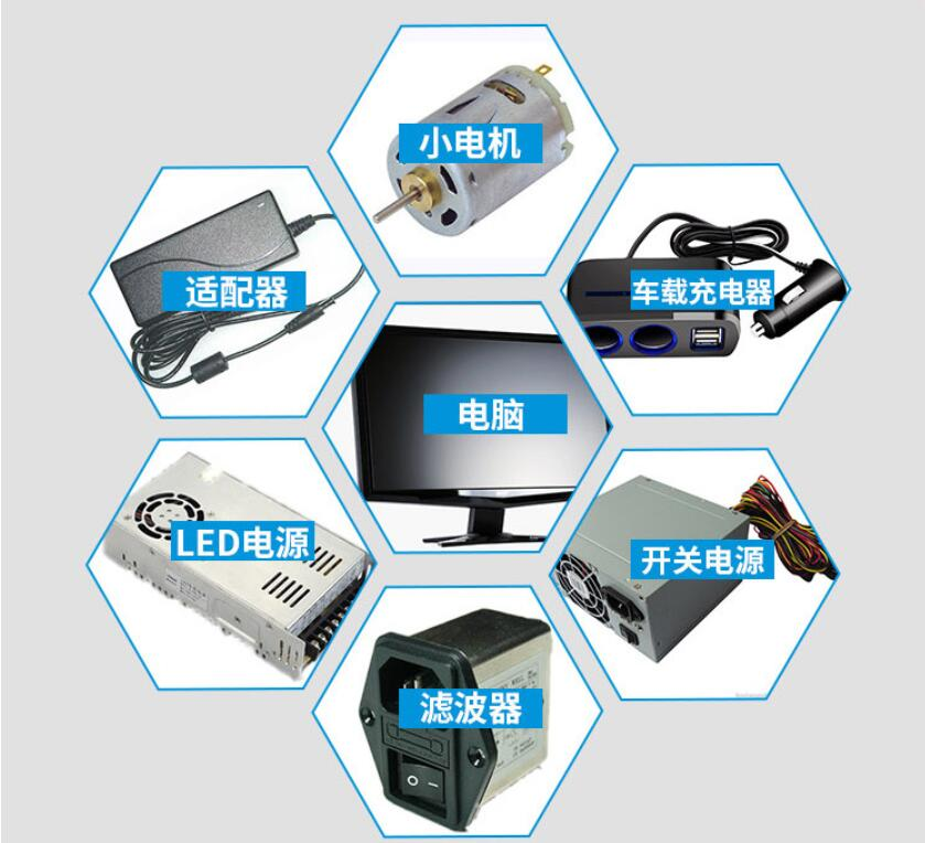 压敏电阻应用图片